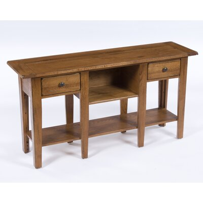 Attic Heirlooms Console Table