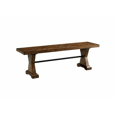 Pieceworks Wood Bench
