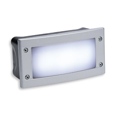 Firstlight LED Outdoor Wall LED Recessed Light