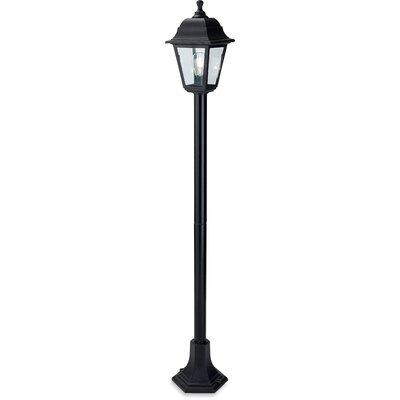 Firstlight Oslo 1 Light 41cm Post Lantern Set