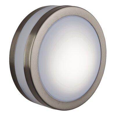 Firstlight 1 Light Flush Wall Light