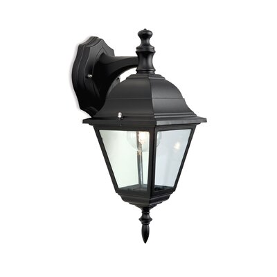 Firstlight 4 PANEL 1 Light Outdoor Sconce
