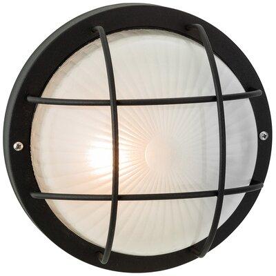 Firstlight Court 1 Light Outdoor Bulkhead Light
