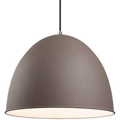 Firstlight Riva 1 Light Bowl Pendant