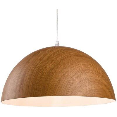 Firstlight Forest 1 Light Bowl Pendant