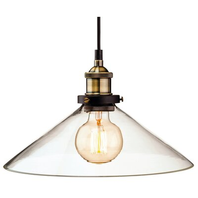 Firstlight Empire 1 Light Mini Pendant