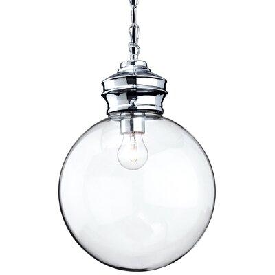 Firstlight Omar 1 Light Globe Pendant