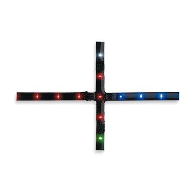 Firstlight Cross 7cm LED Under Cabinet Strip Light