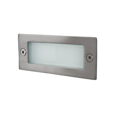 Firstlight LED Outdoor Wall Recessed Light