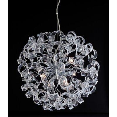 Firstlight COSMIC 6 Light Globe Pendant