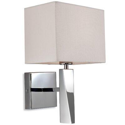 Firstlight Mansion 1 Light Semi-Flush Wall Light