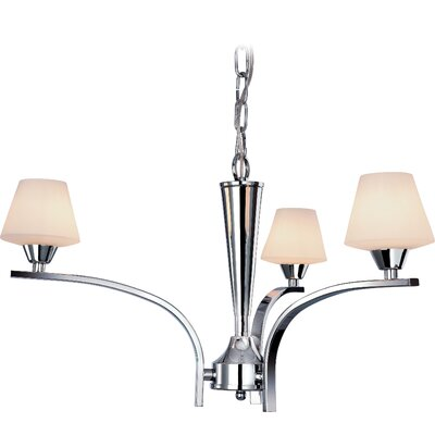 Firstlight Gina 3 Light Mini Chandelier
