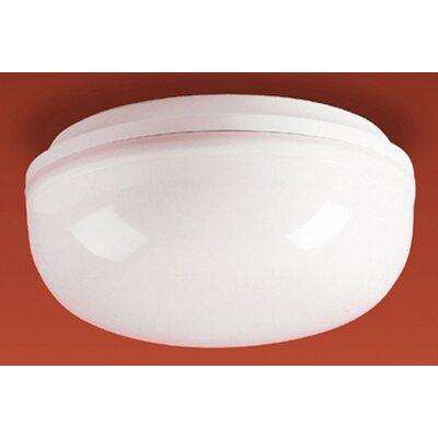 Firstlight Ceramics 1 Light Flush Ceiling Light