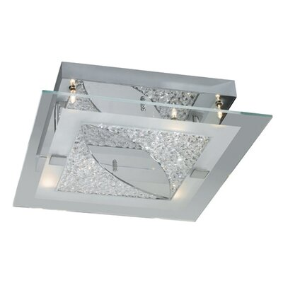 Firstlight Melissa 6 Light Flush Ceiling Light