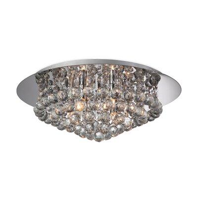 Firstlight LIBERTY 6 Light Flush Ceiling