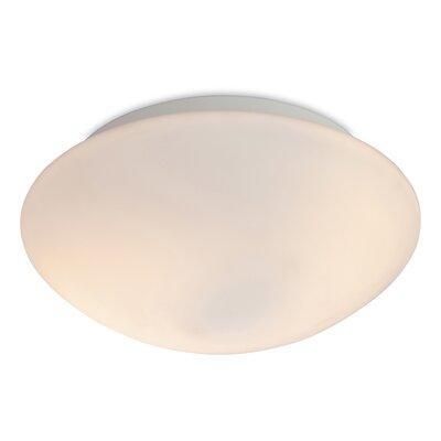 Firstlight VENTO 2 Light Flush Ceiling