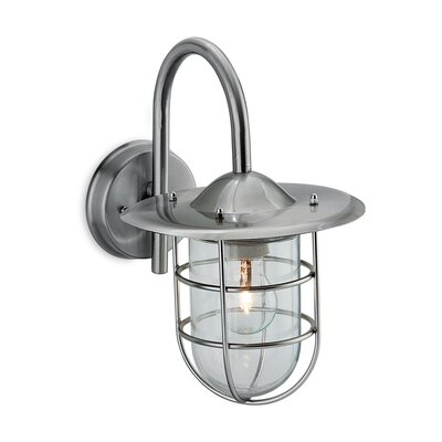 Firstlight CAGE 1 Light Outdoor Sconce