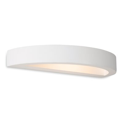 Firstlight Shimmer Plaster 1 Light Wall Washer