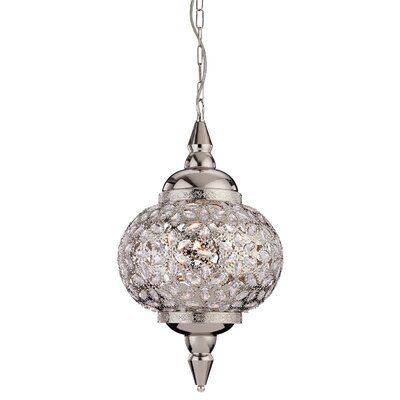 Firstlight TAJ 1 Light Mini Pendant