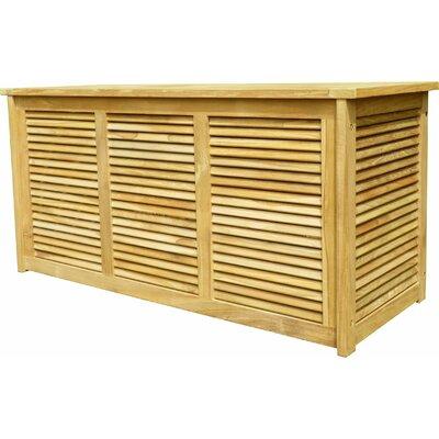 Accent Teak Deck Box