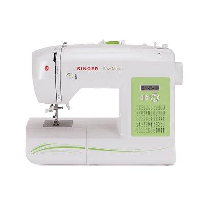 Singer Sewing Machine SGC40 Cheap Price TechOurLife Impressive Sewing Machine Cheap Price