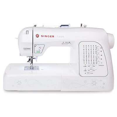 Futura Embroidery and Sewing Machine