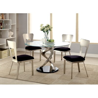 Cannon II 5 Piece Dining Set