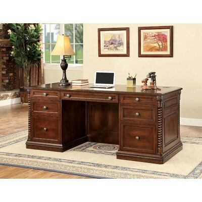 Ardnaglass Traditional Wood Executive Desk