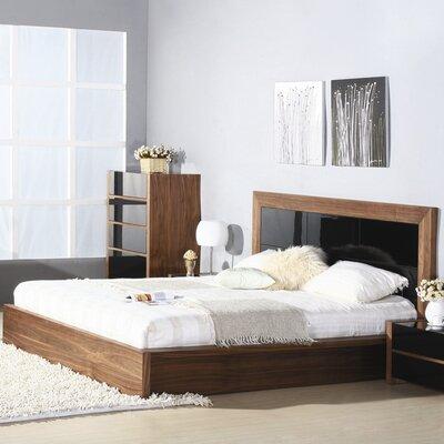 Hokku Designs Stark Platform Customizable Bedroom Set