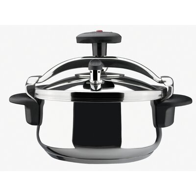 Magefesa Star Belly Stainless Steel Fast Pressure Cooker