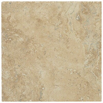 "Shaw Floors Piazza 13"" x 13"" Ceramic Field Tile in Noce"