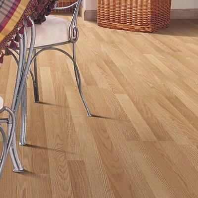 "Shaw Floors Natural Values 8"" x 48"" x 6.5mm Oak Laminate in Big Bend Oak"