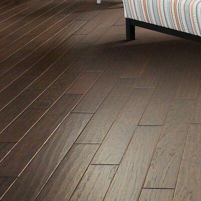 "Shaw Floors Kingwood 5"" Engineered Hickory Hardwood Flooring in Antler"