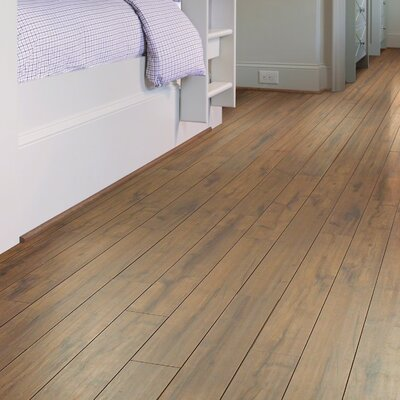 """Lincolnshire 5"""" x 48"""" x 12mm Laminate Flooring in Amber Hill"""