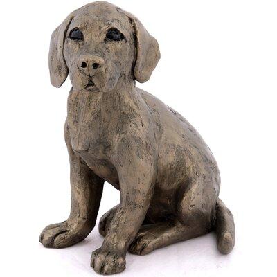 Frith Sculpture Toto Labrador Puppy Figurine