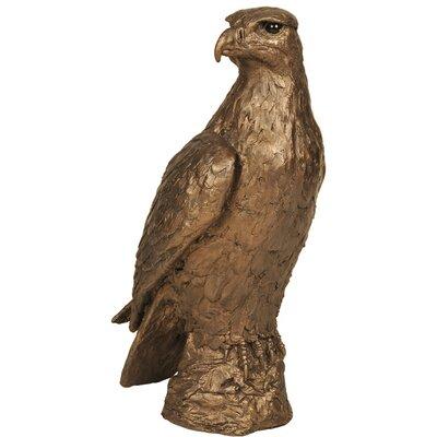 Frith Sculpture Golden Eagle Figurine