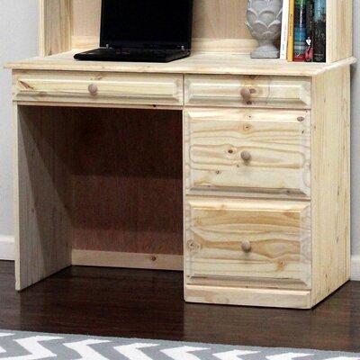 Riverdale Desk Finish: Unfinished
