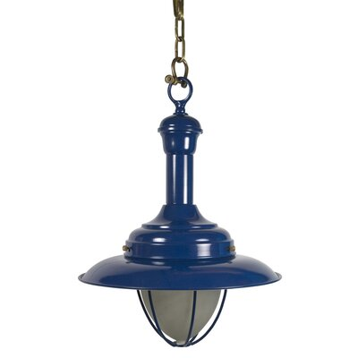 Batela Fisherman 1 Light Mini Pendant