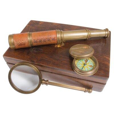 Batela 3 Piece Decorative Luxury Gift Set