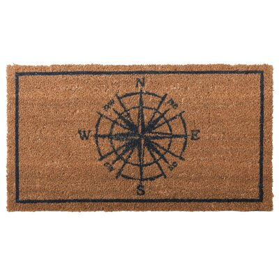 Batela Rose of the Wind Doormat