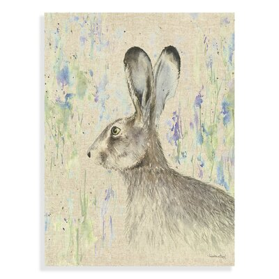 Art Marketing Eloise by Heather Fitz Art Print Wrapped on Canvas