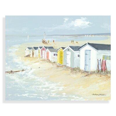 Art Marketing Seaside Retreat by Anthony Waller Art Print