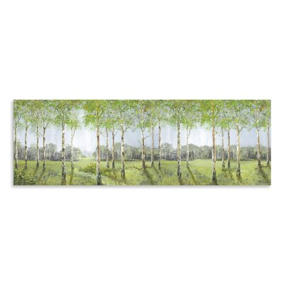 Art Marketing Tree Lined by Anthony Waller Art Print
