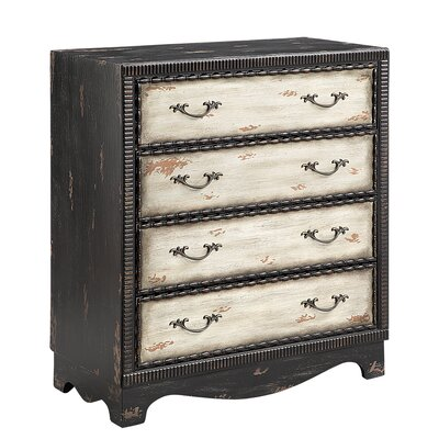 Cecilvale 4 Drawer Accent Chest