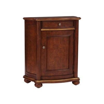 Belar 1 Door 1 Drawer Accent Cabinet