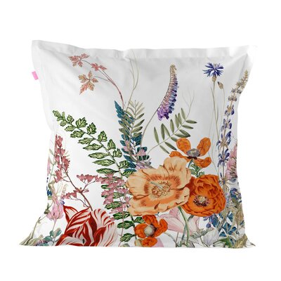 Happy Friday Botanical 100% Cotton Cushion Cover
