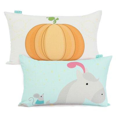 Happy Friday Pumpkin 100% Cotton Cushion Cover