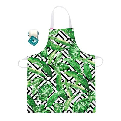 Happy Friday Beverly 100% Cotton Apron