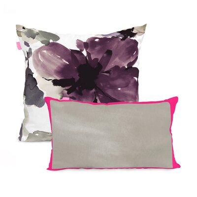 Happy Friday Sunset Garden 2 Piece 100% Cotton Cushion Cover Set