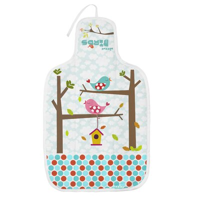 Happy Friday Little Birds 100% Cotton Changing Mat